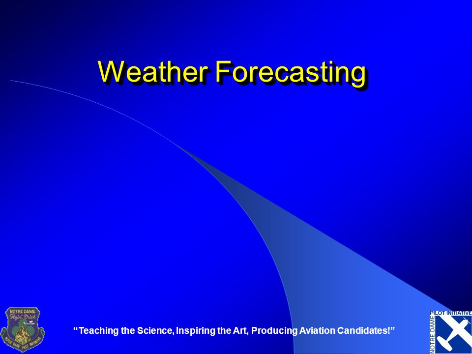 Weather Forecasting Weather forecasts are horoscopes with numbers.