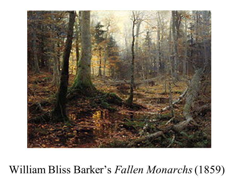 William Bliss Barker's Fallen Monarchs (1859)