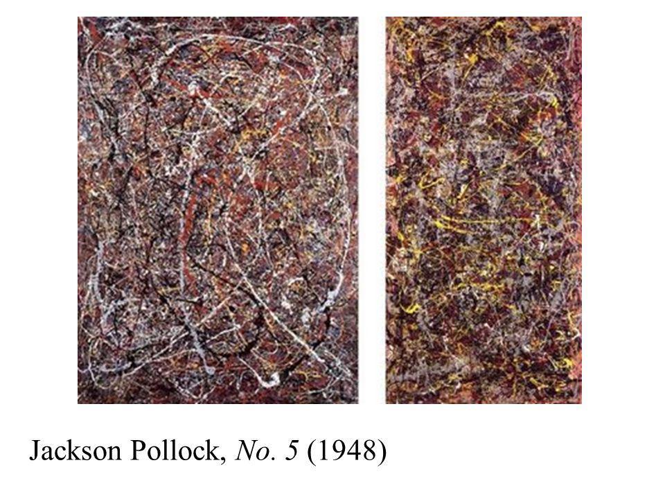 Jackson Pollock, No. 5 (1948)