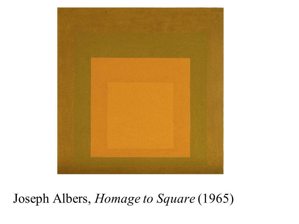 Joseph Albers, Homage to Square (1965)