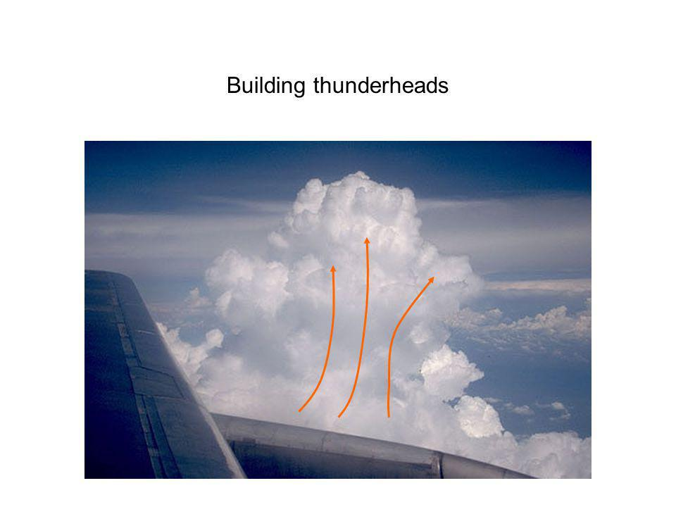 Building thunderheads