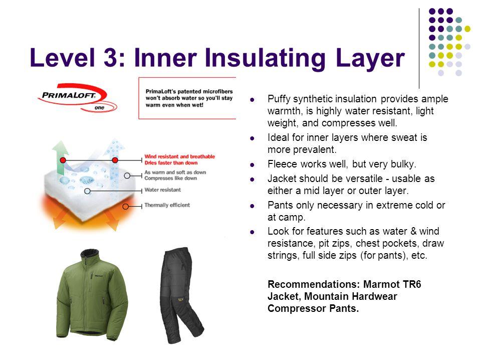 Level 3: Inner Insulating Layer