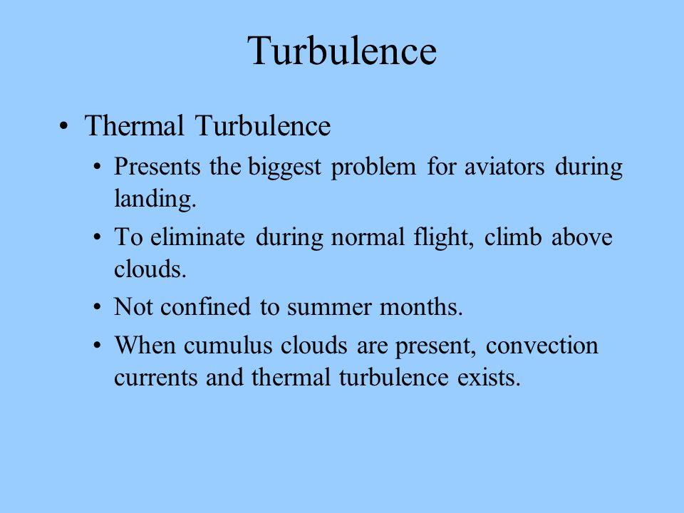 Turbulence Thermal Turbulence