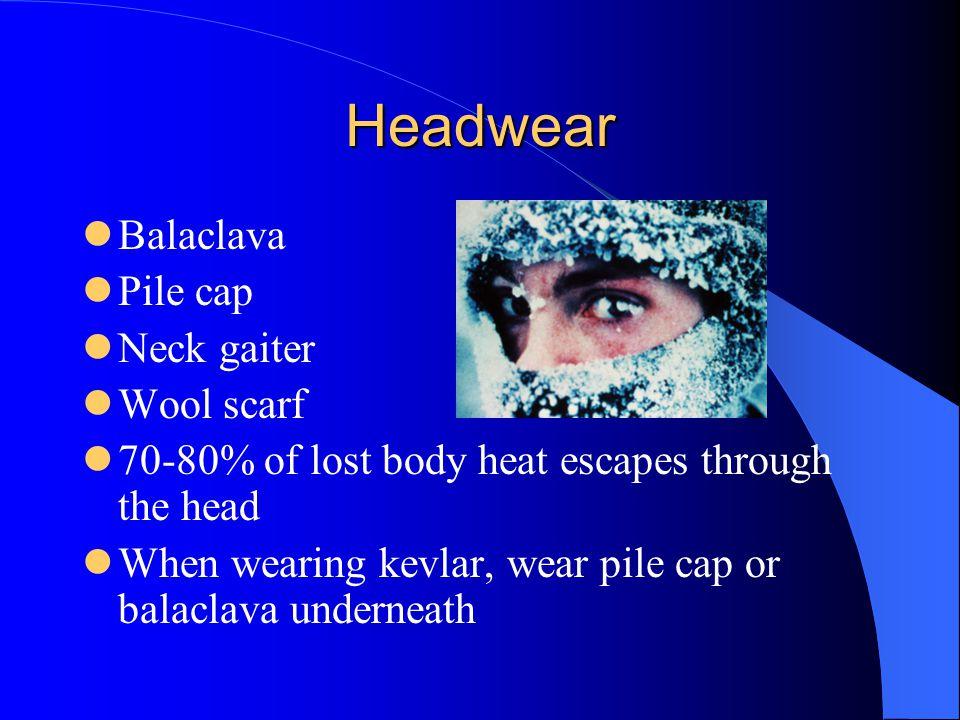 Headwear Balaclava Pile cap Neck gaiter Wool scarf