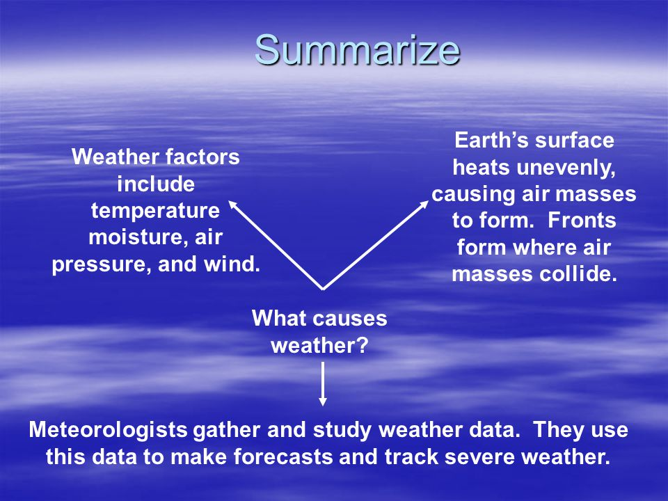Using Weather Data Earth Science Unit II. - ppt download