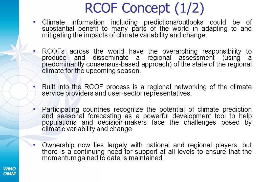 RCOF Concept (1/2)