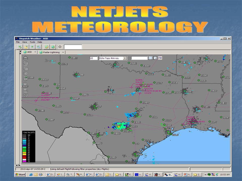 NETJETS METEOROLOGY