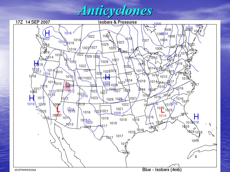 Anticyclones