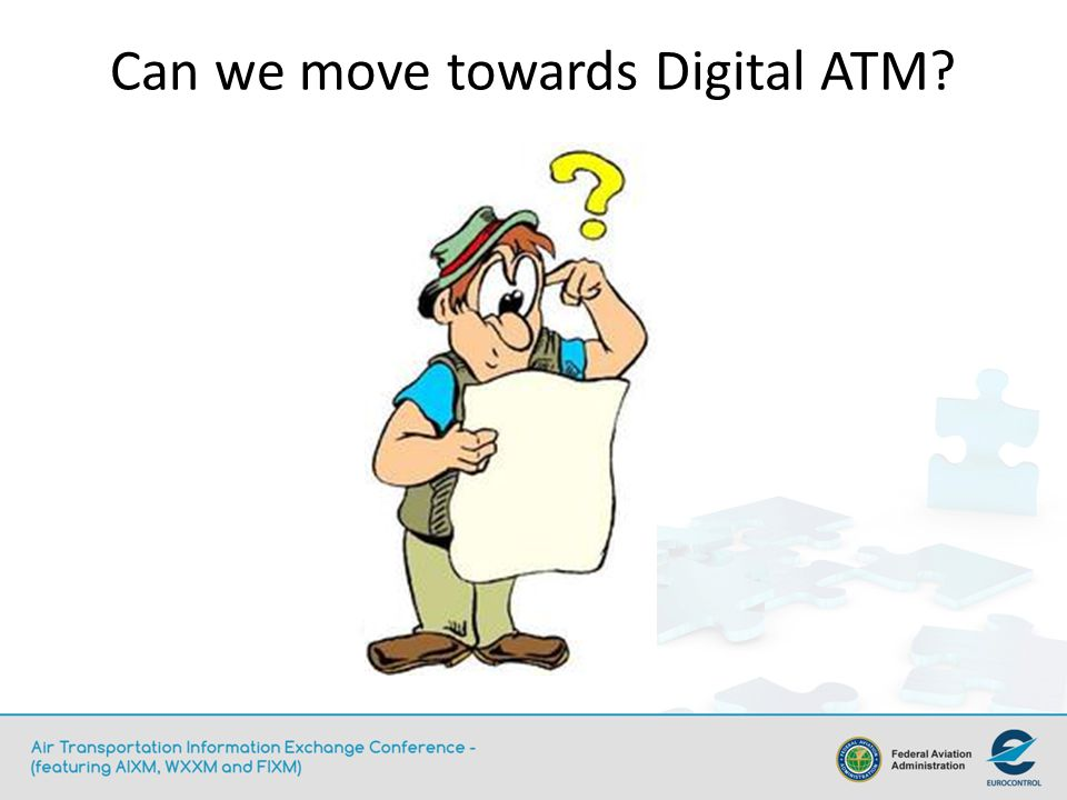 Can we move towards Digital ATM