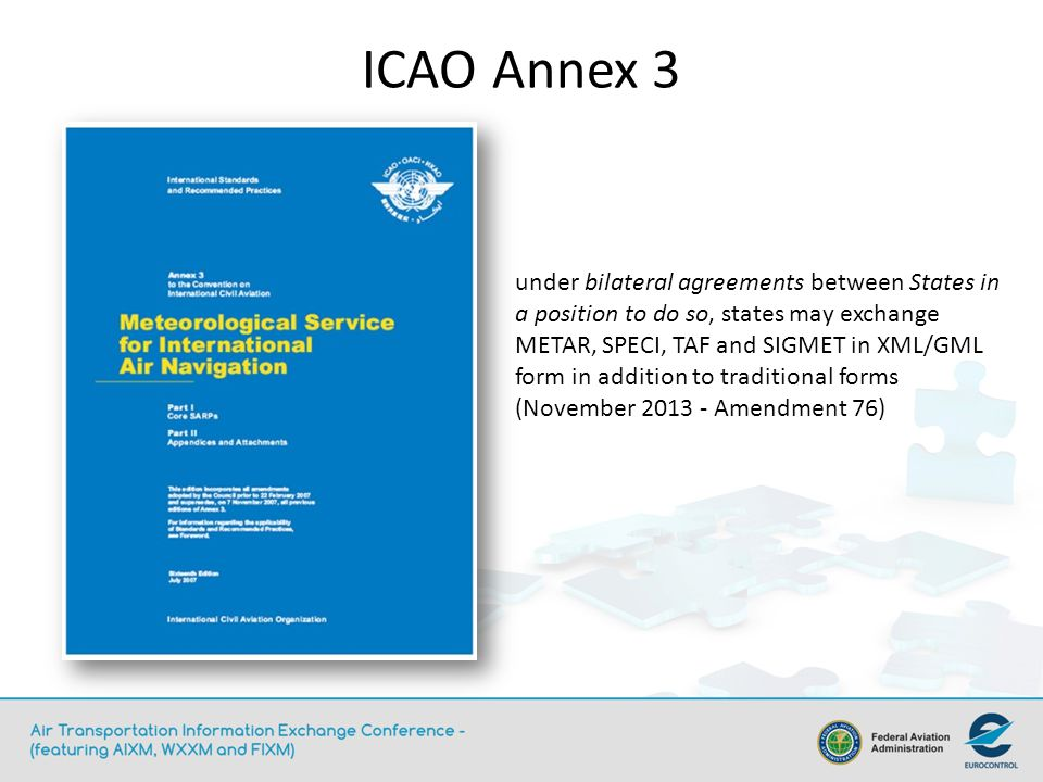 ICAO Annex 3