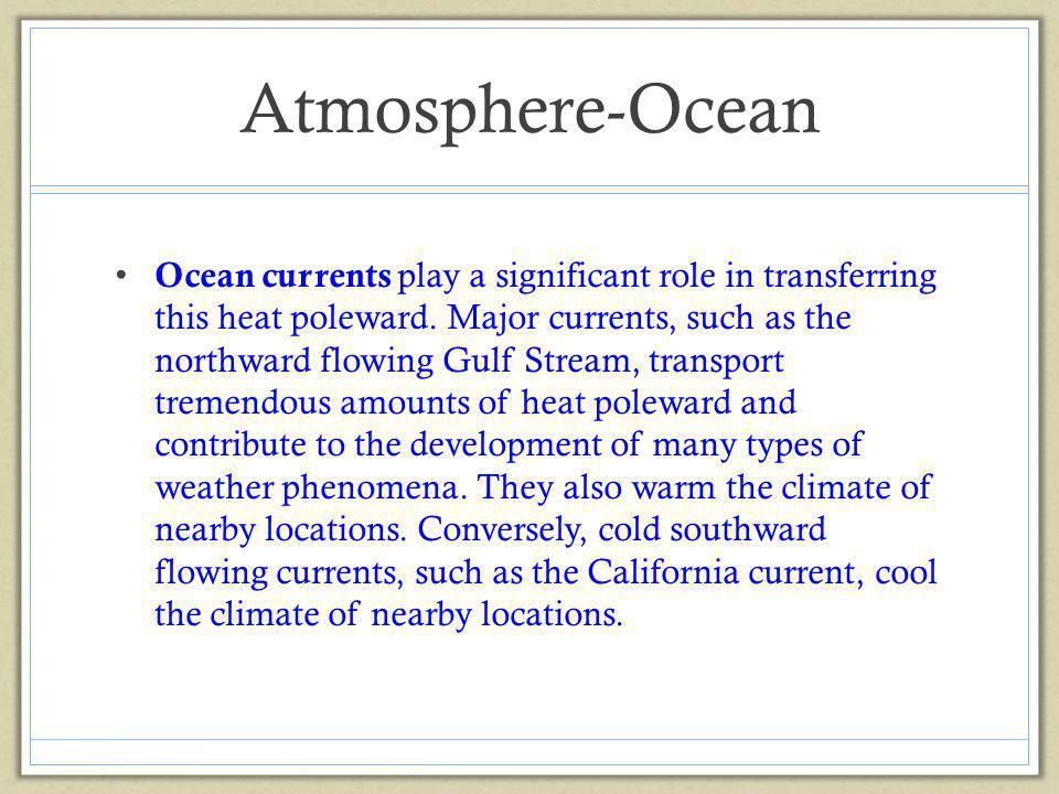 Atmosphere-Ocean