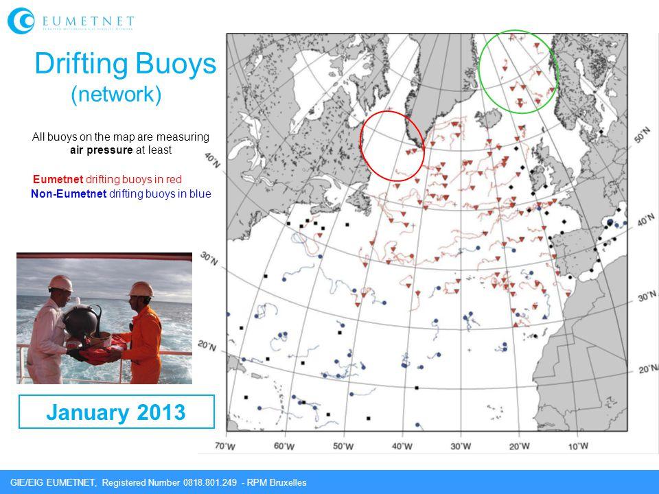 Drifting Buoys (network)
