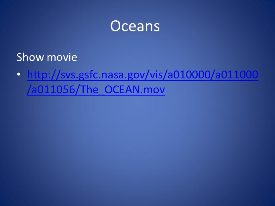 Oceans Show movie http://svs.gsfc.nasa.gov/vis/a010000/a011000/a011056/The_OCEAN.mov
