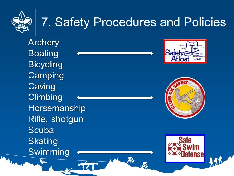 7. Safety Procedures and Policies