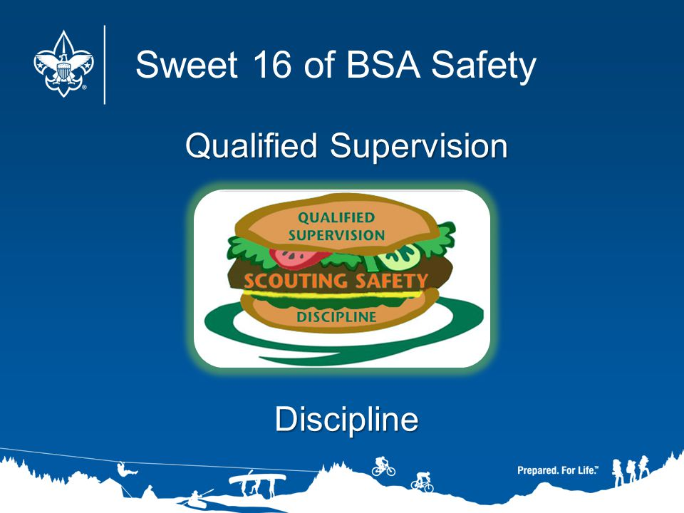 Qualified Supervision