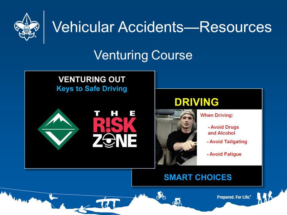 Vehicular Accidents—Resources