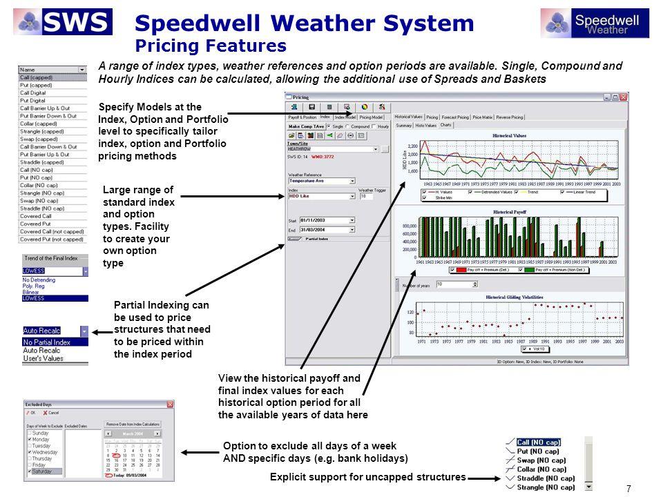 Speedwell Weather System