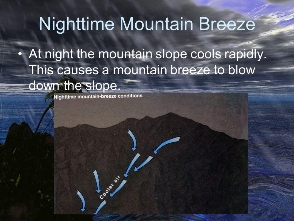 Nighttime Mountain Breeze