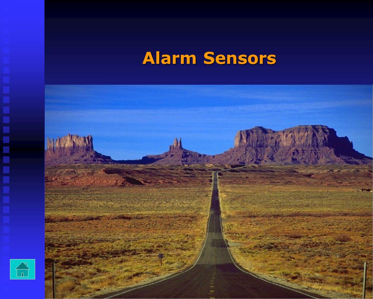 Alarm Sensors