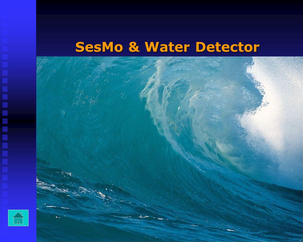 SesMo & Water Detector