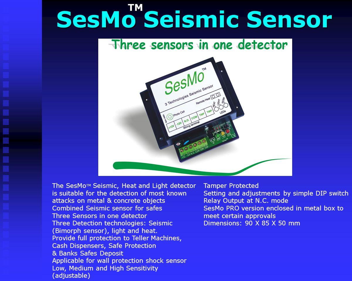 SesMo Seismic Sensor TM
