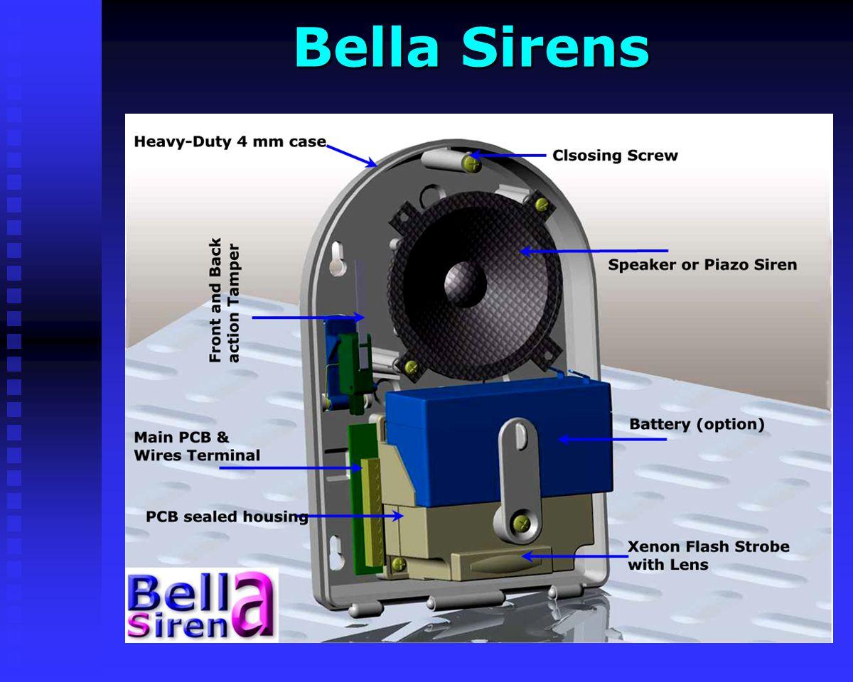 Bella Sirens