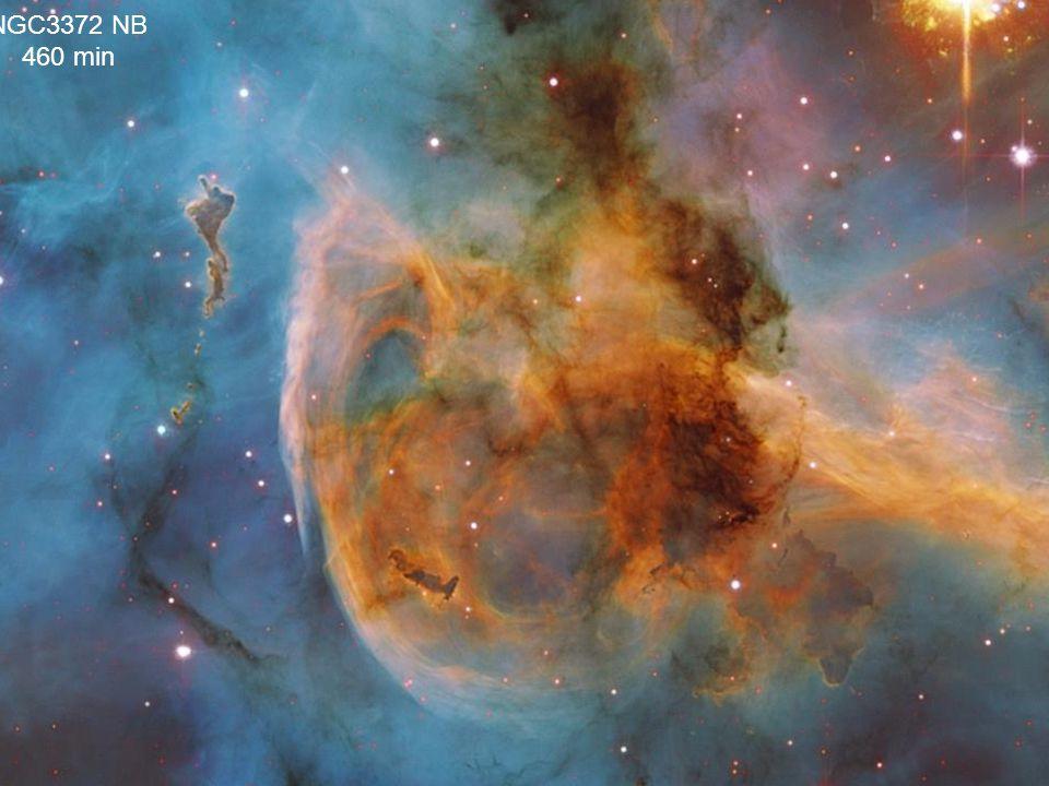 NGC3372 NB 460 min