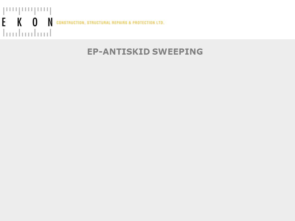 EP-ANTISKID SWEEPING