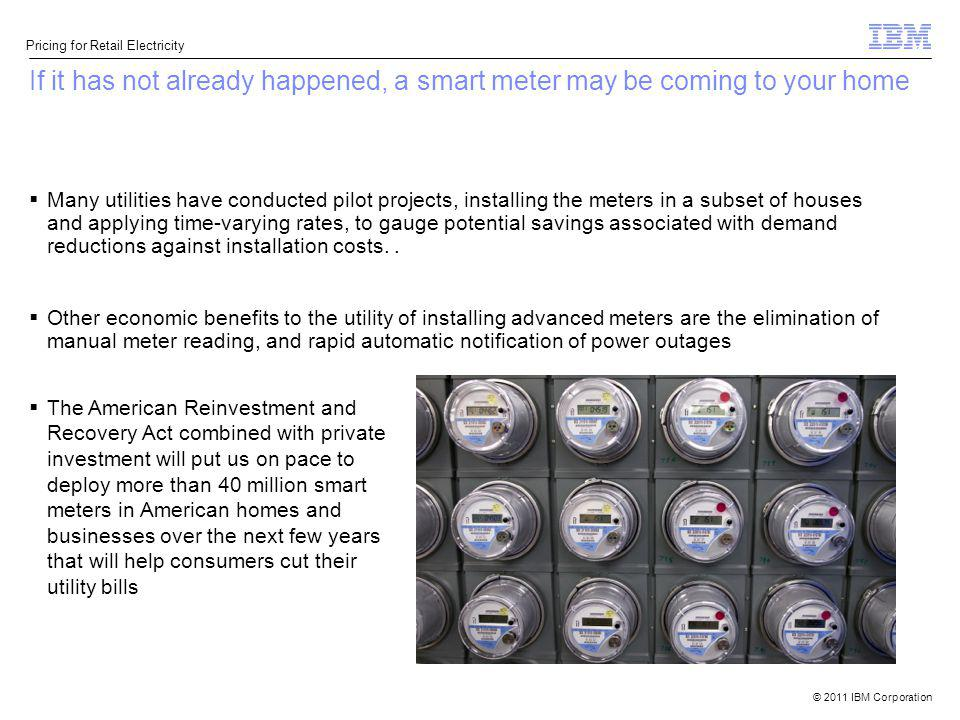 If it has not already happened, a smart meter may be coming to your home