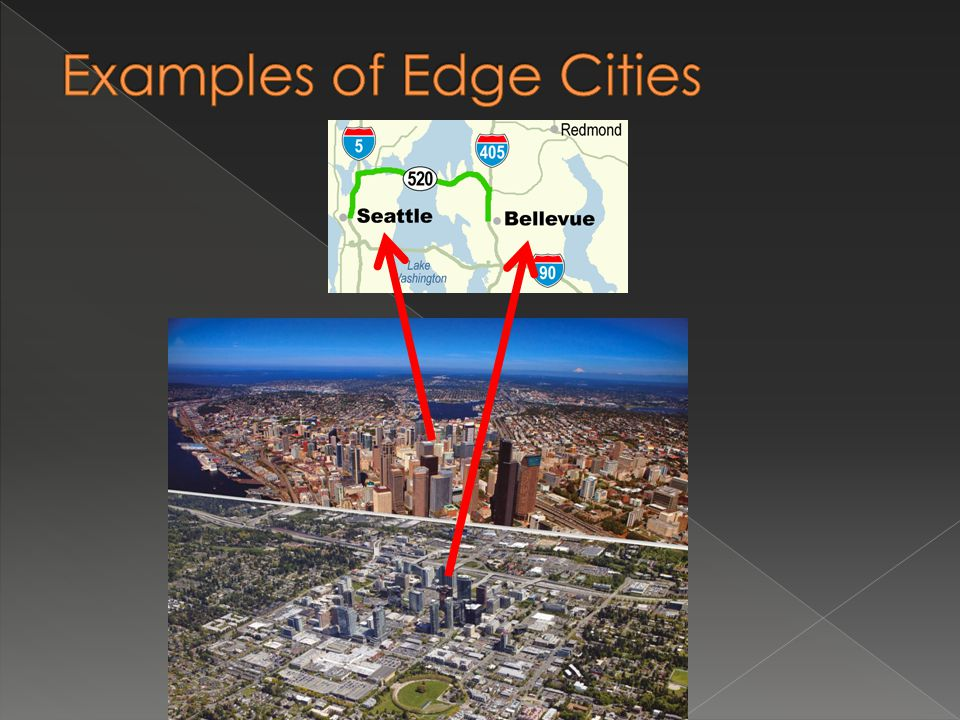 Examples of Edge Cities