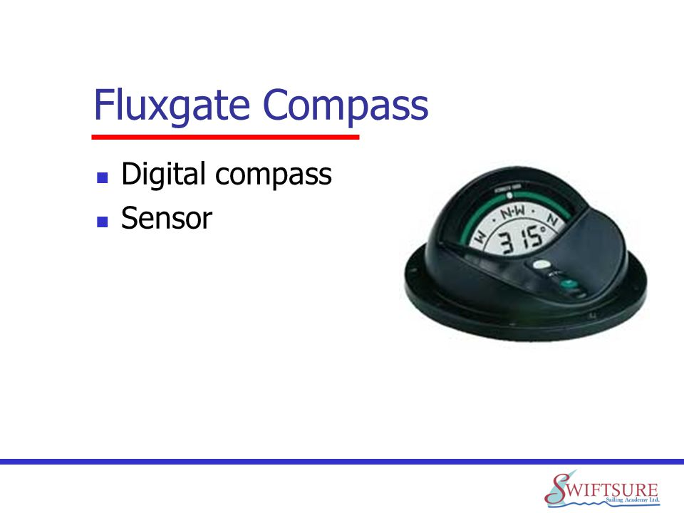 Fluxgate Compass Digital compass Sensor