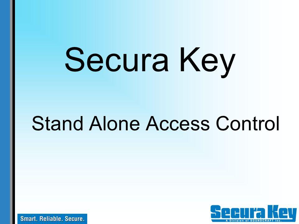 Stand Alone Access Control
