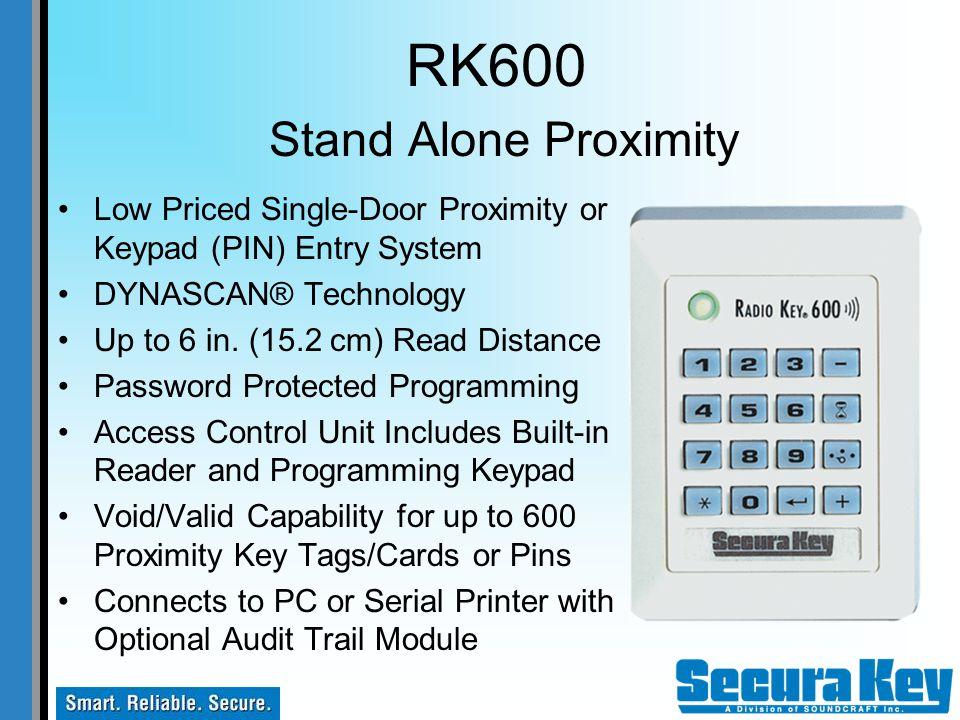 RK600 Stand Alone Proximity