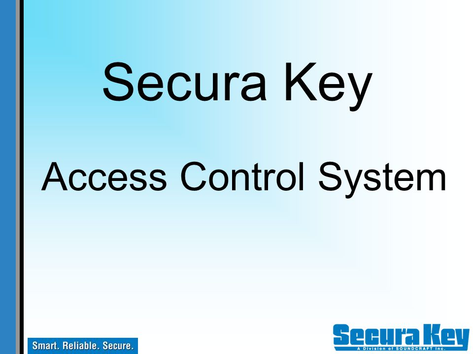 Secura Key Access Control System