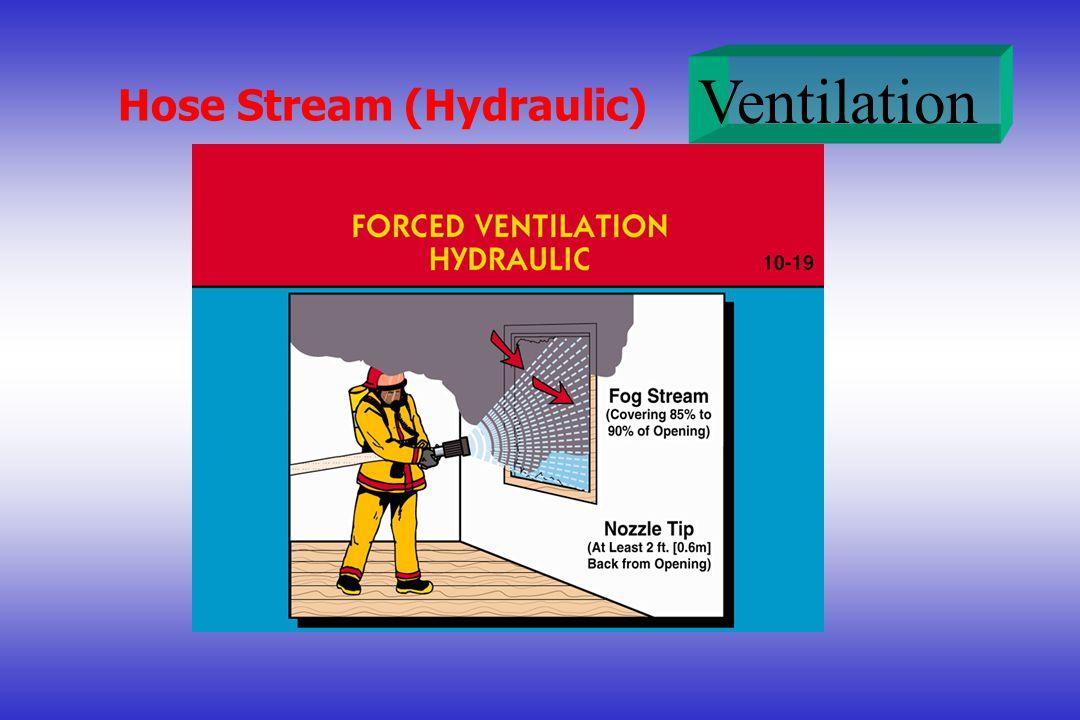 Hose Stream (Hydraulic)