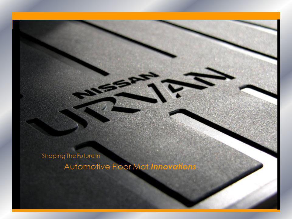 Automotive Floor Mat Innovations