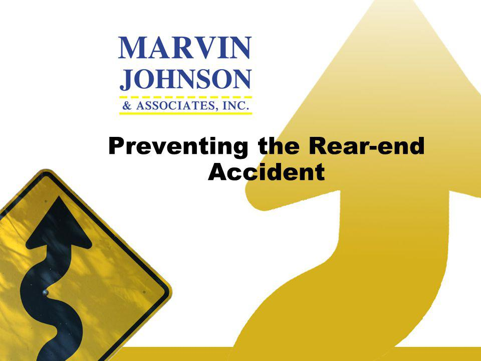 Preventing the Rear-end Accident