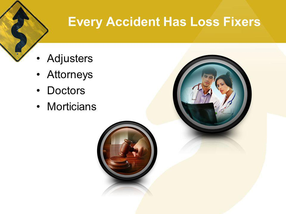 Every Accident Has Loss Fixers