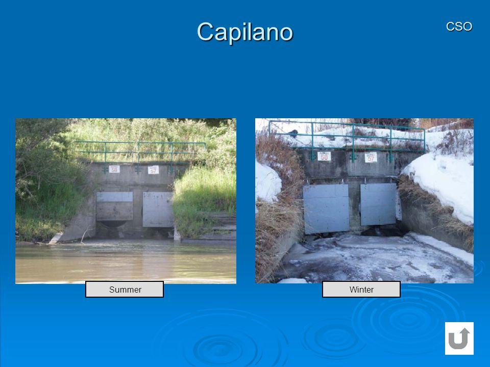 Capilano CSO Summer Winter