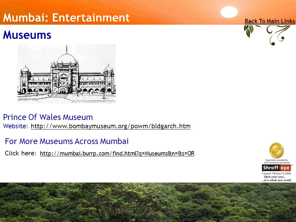 Mumbai: Entertainment