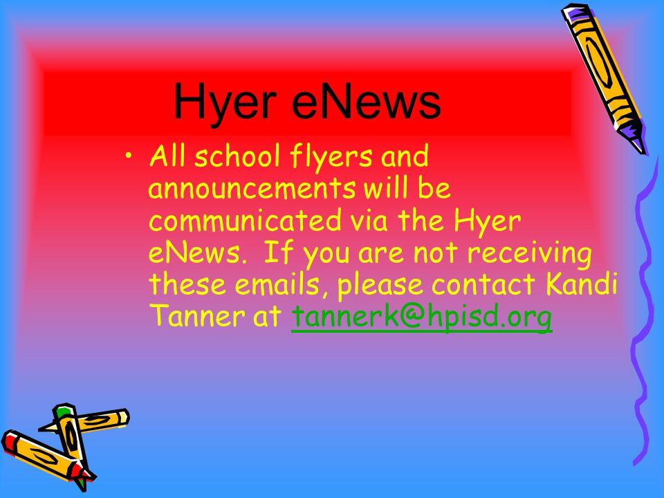 Hyer eNews