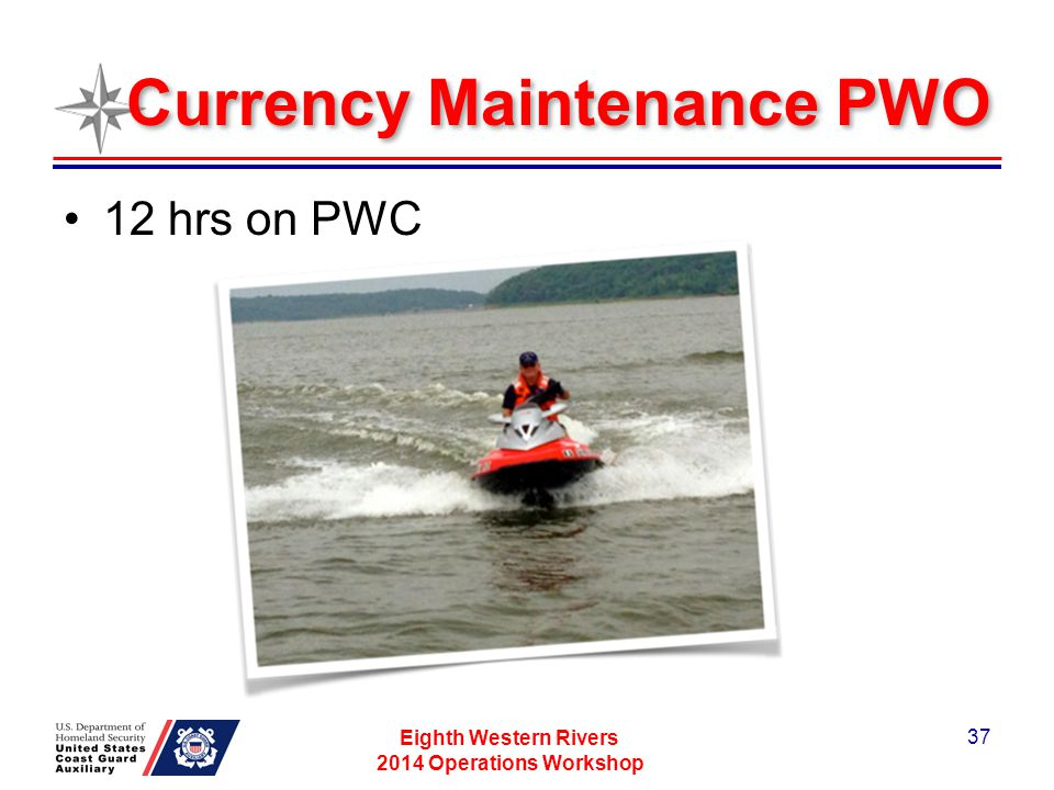 Currency Maintenance PWO