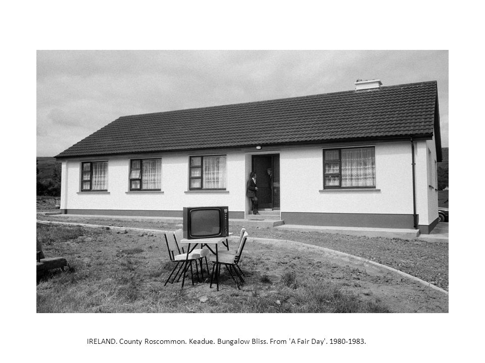 IRELAND. County Roscommon. Keadue. Bungalow Bliss. From A Fair Day