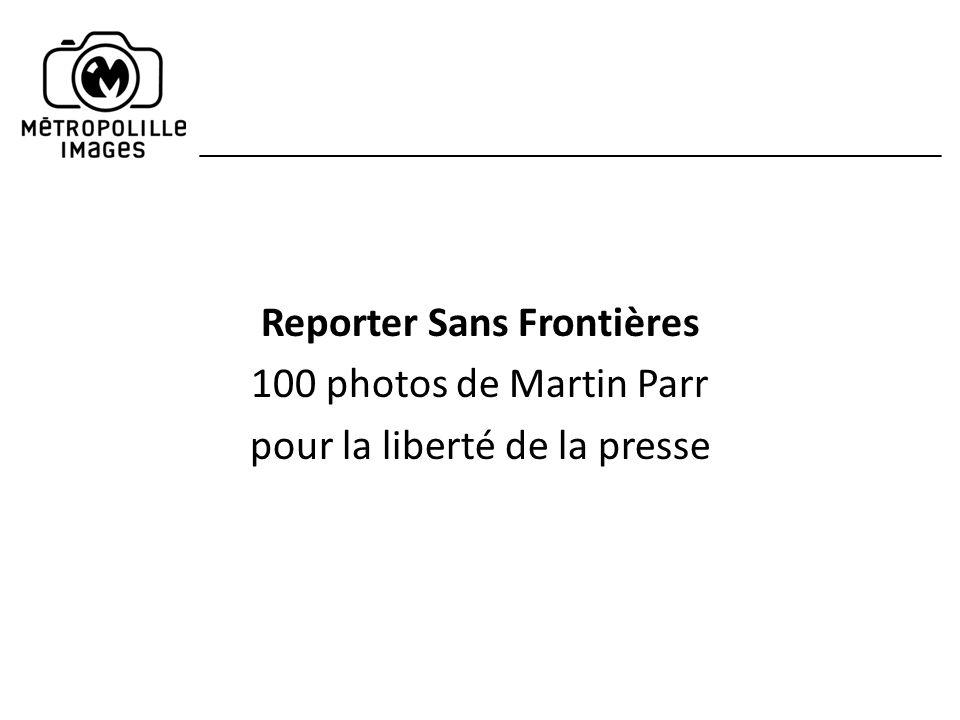 Reporter Sans Frontières