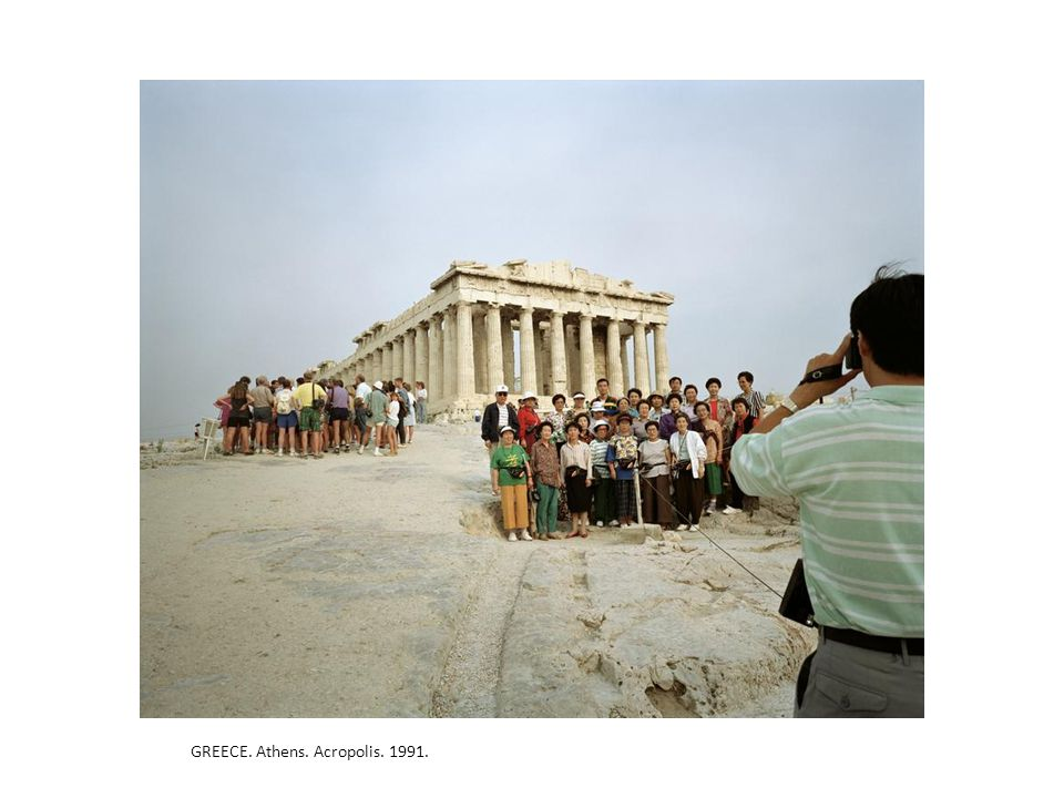 GREECE. Athens. Acropolis. 1991.