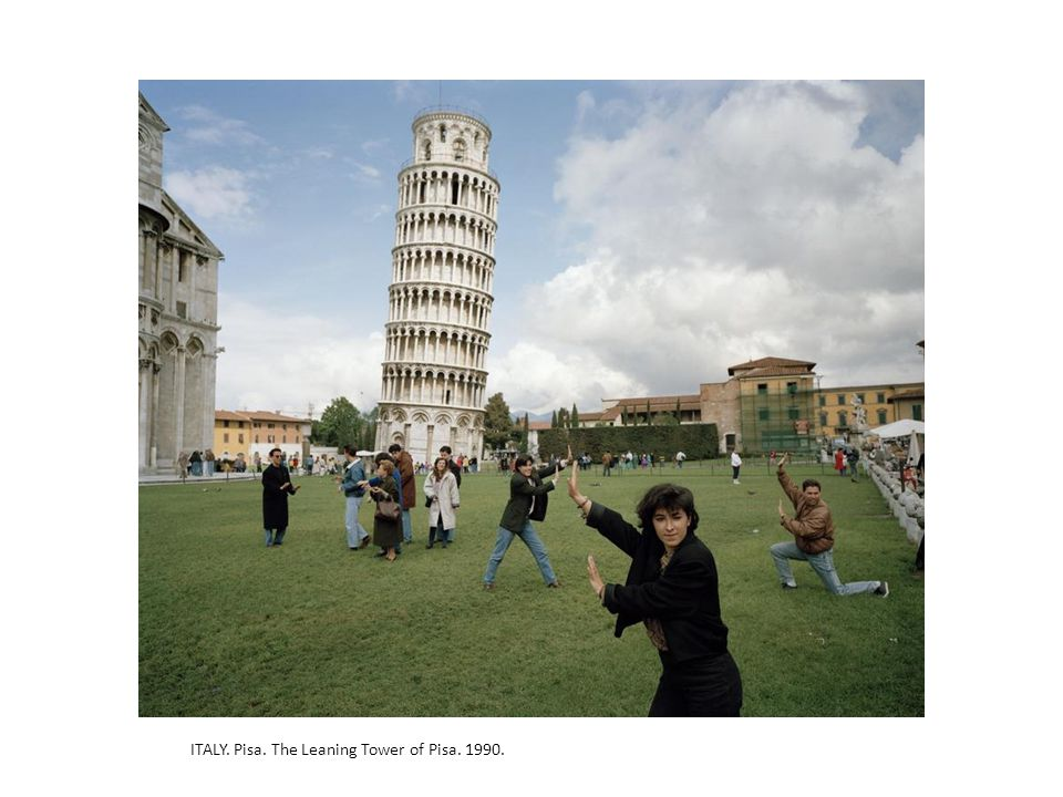 ITALY. Pisa. The Leaning Tower of Pisa. 1990.