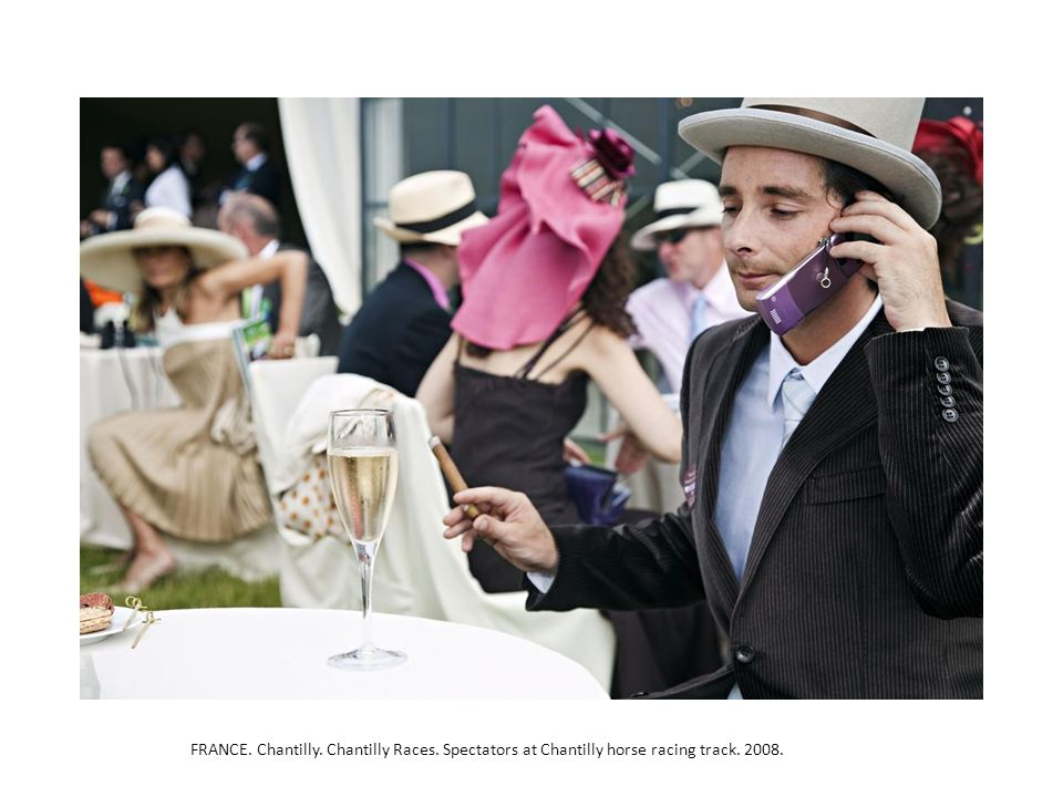 FRANCE. Chantilly. Chantilly Races