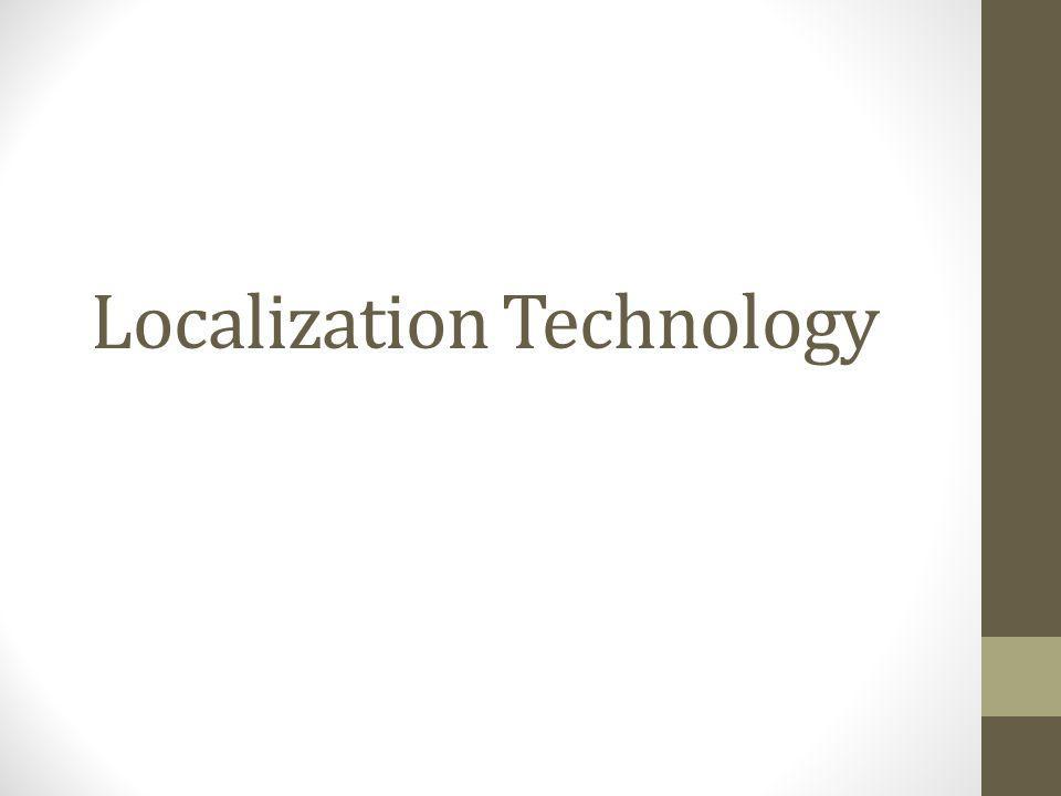 Localization Technology