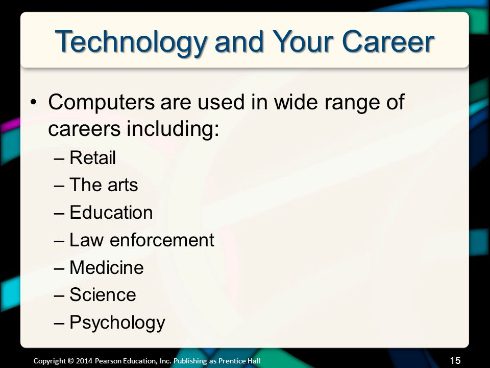 Technology and Your Career Retail: Working in a Data Mine