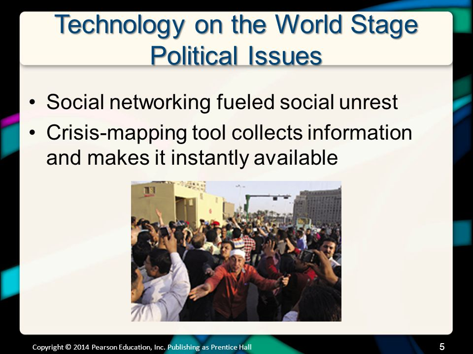 Technology on the World Stage Other Global Issues